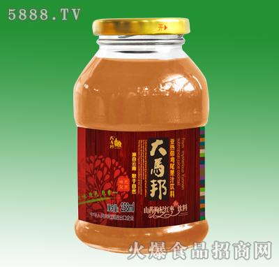 大马邦山药枸杞红枣饮料258ml