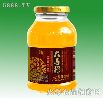 大马邦芒果汁饮料258ml