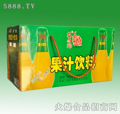 大马邦西番莲汁226mlX6