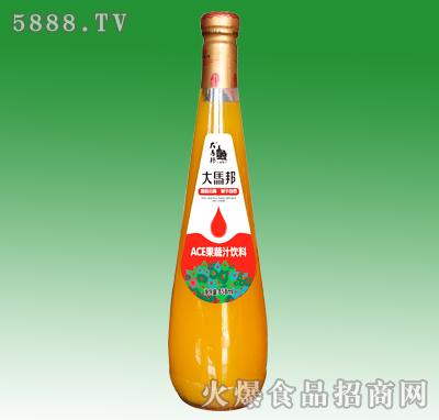 858ml大马邦ACE果蔬汁饮料