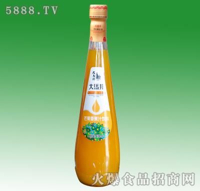 858ml大马邦芒果香蕉饮料