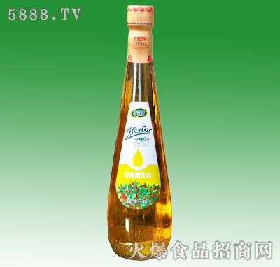 858ml和宜露苹果醋饮料