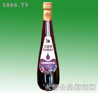 858ml大马邦无醇葡萄酒饮料