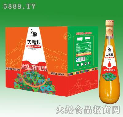 828ml大马邦ACE果蔬汁饮料