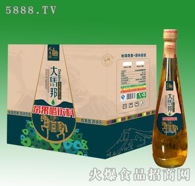 828ml大马邦茶果醋饮料
