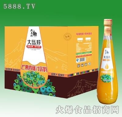 828ml大马邦芒果香蕉汁饮料
