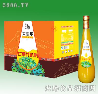 828ml大马邦芒果汁饮料
