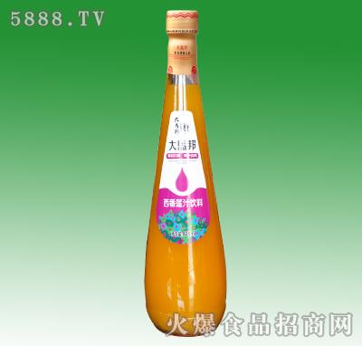 828ml大马邦西番莲汁饮料