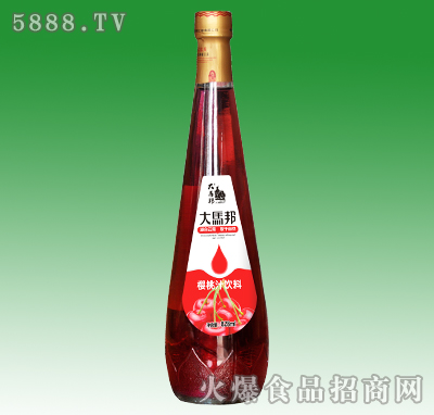 828ml大马邦樱桃汁饮料