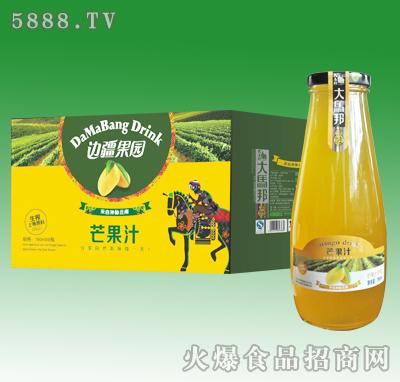 780mlX8大马邦芒果汁