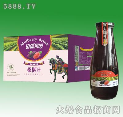 780mlX8大马邦桑葚汁