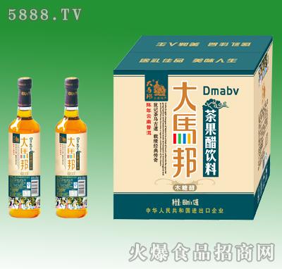 650mlX12大马邦茶果醋饮料