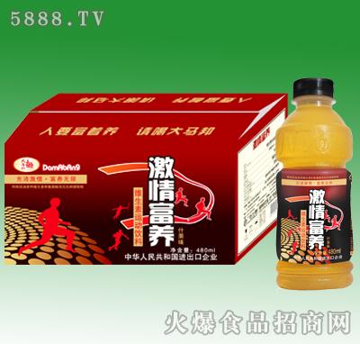 480ml激情富养维生素运动饮料