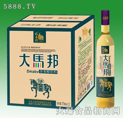 375mlx12大马邦茶果醋饮料