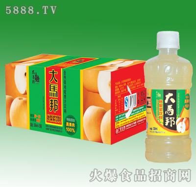 358mlx15瓶大马邦秋梨浆(加果肉)