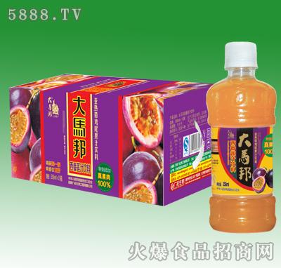 358mlx15瓶大马邦西番莲汁(加果肉)