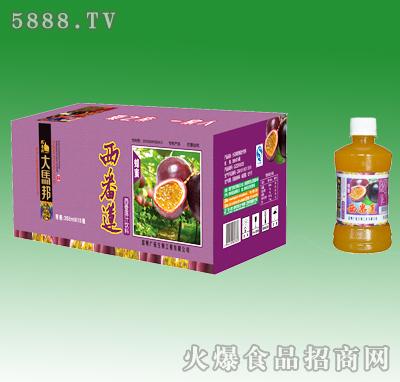 358mlx15大马邦西番莲汁