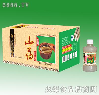 358mlx15大马邦山药乳饮料箱