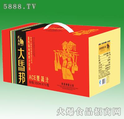 350mlx10大马邦ACE果蔬汁