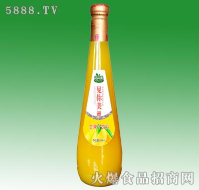 858ml见你美芒果汁饮料
