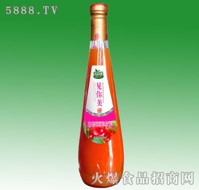 858ml见你美蔓越莓原浆饮料