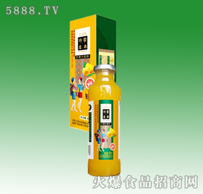 380ml见你美芒果汁饮料