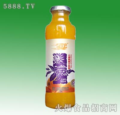 380ml昆朗云南枇杷汁饮料