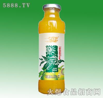 380ml昆朗云南西番莲汁饮料