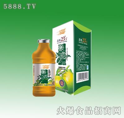 350ml昆朗西番莲汁饮料