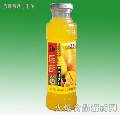 310ml昆朗芒果汁饮料