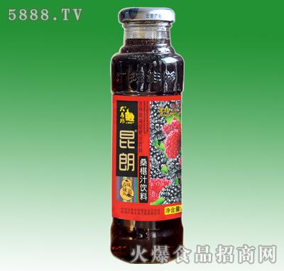 310ml昆朗桑葚汁饮料