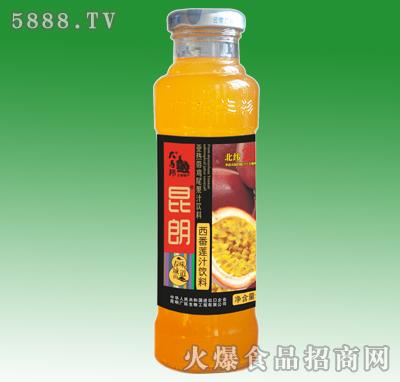 310ml昆朗西番莲汁饮料