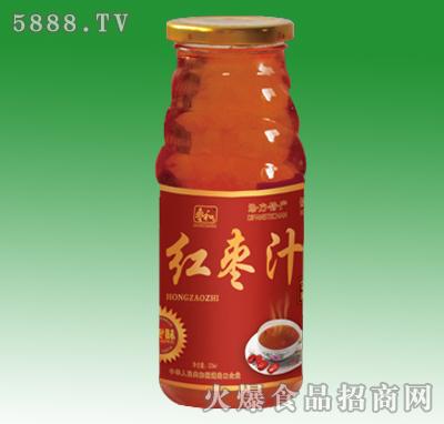 330ml枣和红枣汁饮料
