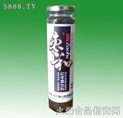 268ml枣和红枣露饮料