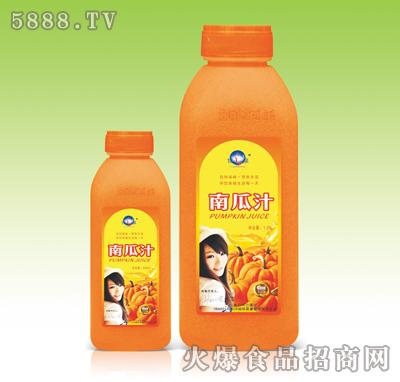 甘之泉南瓜汁�料1.25L