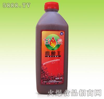 甘之泉粗�Z王�t豆汁�料1.25L