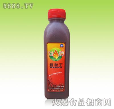 甘之泉粗�Z王�t豆汁�料400ml
