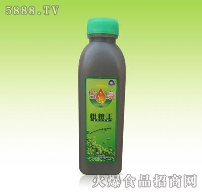 甘之泉粗�Z王�G豆汁�料400ml