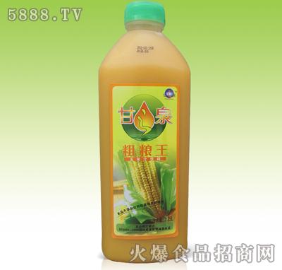 甘之泉粗�Z王玉米汁�料1.25L