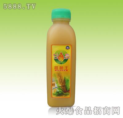 甘之泉粗�Z王玉米汁�料400ml