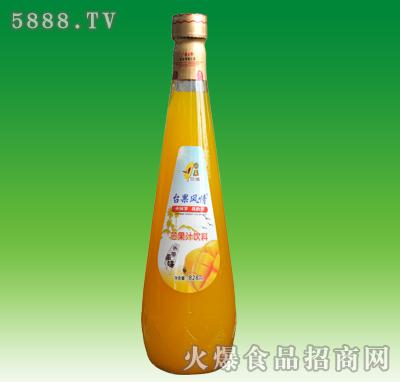 台果风情芒果汁饮料828ml