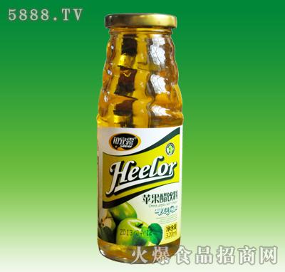 和宜露苹果醋绿标320ml