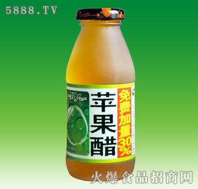 和宜露苹果醋饮料260ml