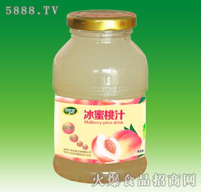 和宜露冰蜜桃汁258ml