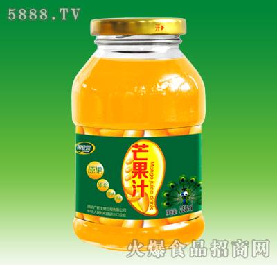 和宜露芒果汁258ml