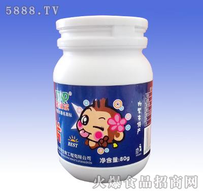 多维尔高钙含片80g产品图