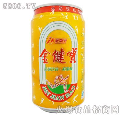 金健宝运动饮料橙蜜味