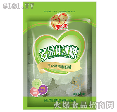 318g开心乐多晶体冰糖
