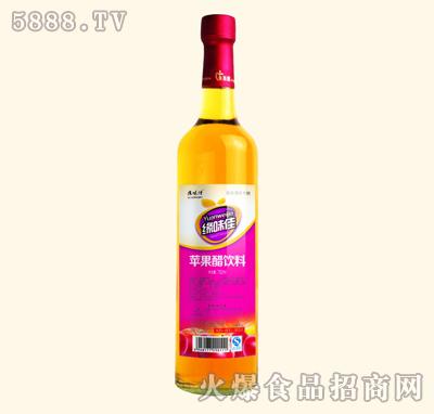 缘味佳苹果醋饮料750ml