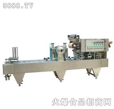 BG-2灌装封口机产品图